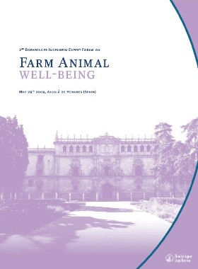 2nd Expert Forum on Farm Animal Well-being
