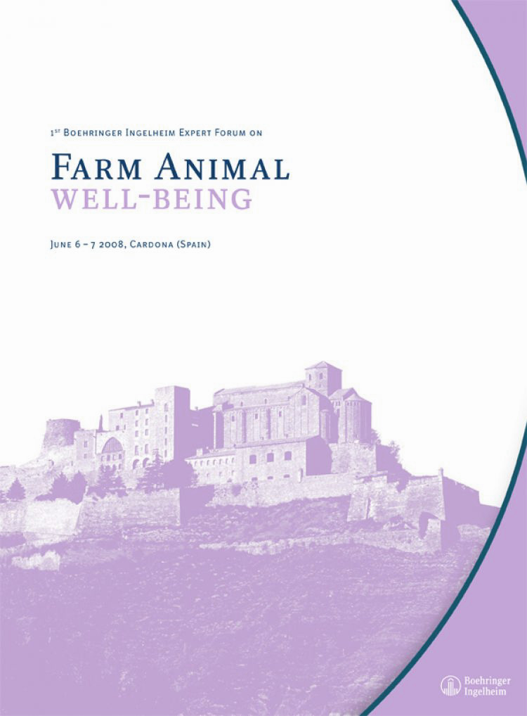 1st Expert Forum on Farm Animal Well-being
