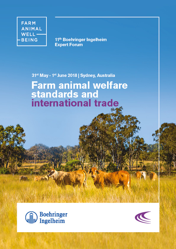 11th Expert Forum on Farm Animal Well-being