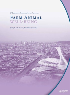 9th Expert Forum on Farm Animal Well-being