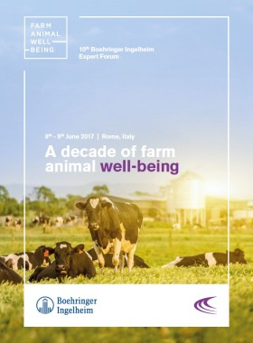 10th Expert Forum on Farm Animal Well-being