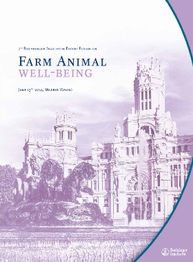 7th Expert Forum on Farm Animal Well-being