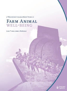 5th Expert Forum on Farm Animal Well-being